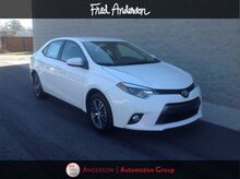 2016 Toyota Corolla LE Plus West Columbia SC