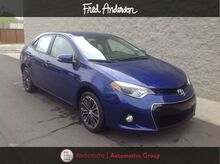 2016 Toyota Corolla S Plus West Columbia SC