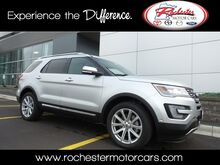 2016 Ford Explorer Limited Tow Package Rochester MN