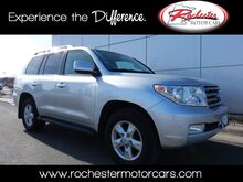 2011 Toyota Land Cruiser 4WD Leather Navigation DVD Rochester MN