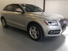 Audi Q5 Premium Plus*LEATHER*LOADED*NAVI*REAR BACKUP*FACTORY WARRANTY***WWW.MAYESKIA.COM 2014
