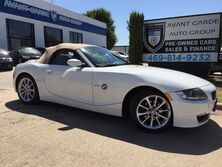 BMW Z4 3.0i CONVERTIBLE AUTOMATIC, HEATED LEATHER SEATS!!! LOW MILES, RARE!!! 2007