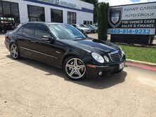 Mercedes-Benz E63 AMG NAVIGATION PANORAMIC ROOF, HEATED, COOLED LEATHER SEATS, KEYLESS GO!!! RARE AND CLEAN!!! 2009