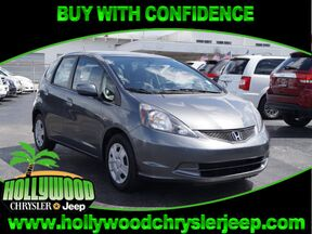 2013 Honda Fit  Fort Lauderdale FL