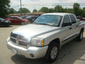 Dodge Dakota 4WD QUAD CAB 131 SLT 2007