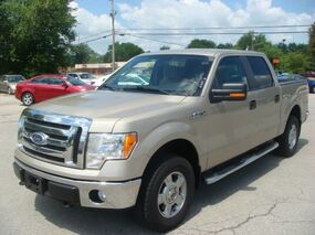 Ford F-150 4WD SUPERCREW 145 XLT 2010