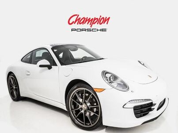 2014 Porsche 911  Pompano Beach FL