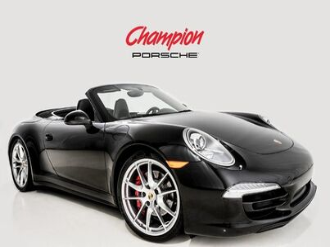 2013 Porsche 911 4S Pompano Beach FL