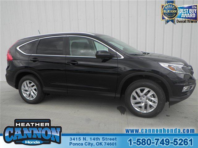 2016 honda cr v ex l navigation awd ponca city ok 13552497 for Honda crv exl with navigation