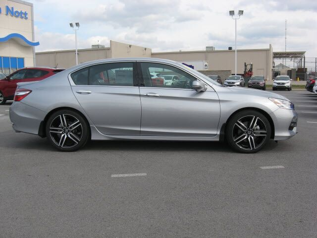 2017 Honda Accord Touring Lima Oh 14976739