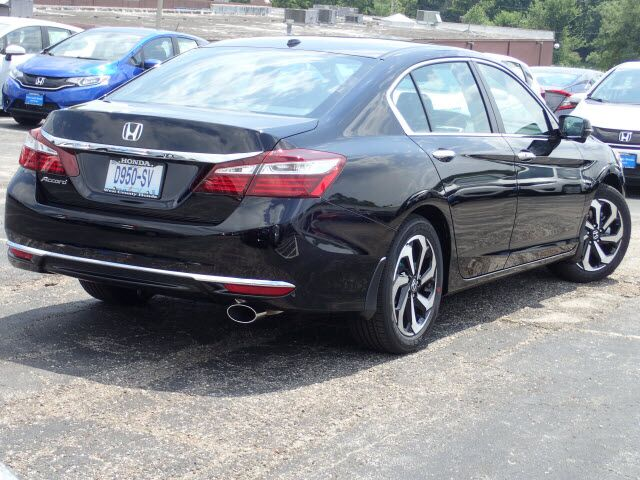 2017 Honda Accord EX-L Ellisville MO 14357192
