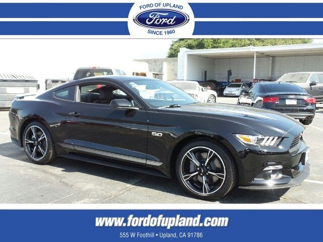 2017 Ford Mustang GT Premium Upland CA 14030779