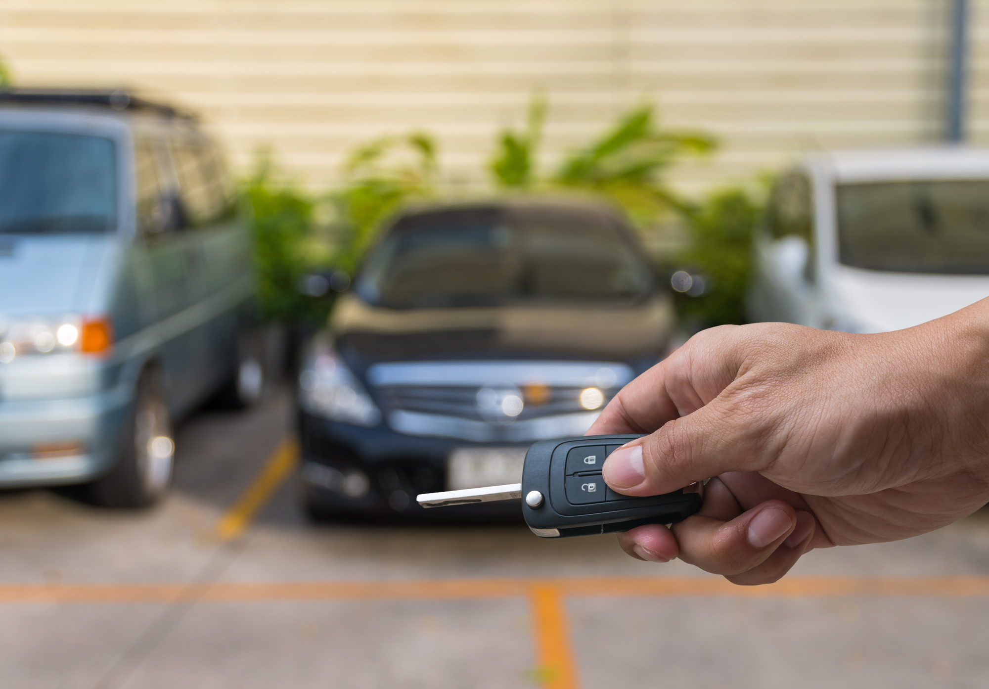 Basic Stages of a Used Car Sale Process