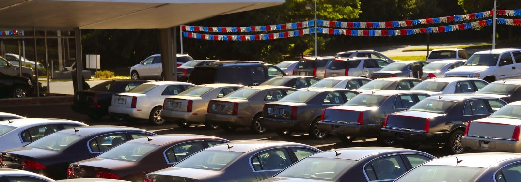 Is it better to buy a used vehicle from a dealership?