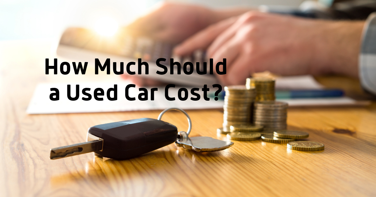 How Much Does a Used Car Cost?