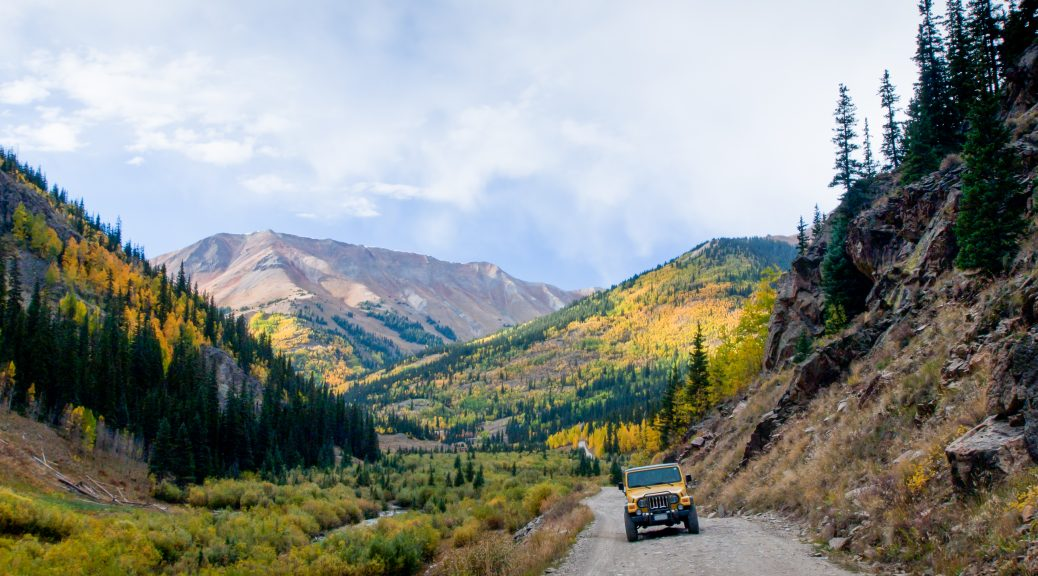 Best Vehicles for Colorado Mountains