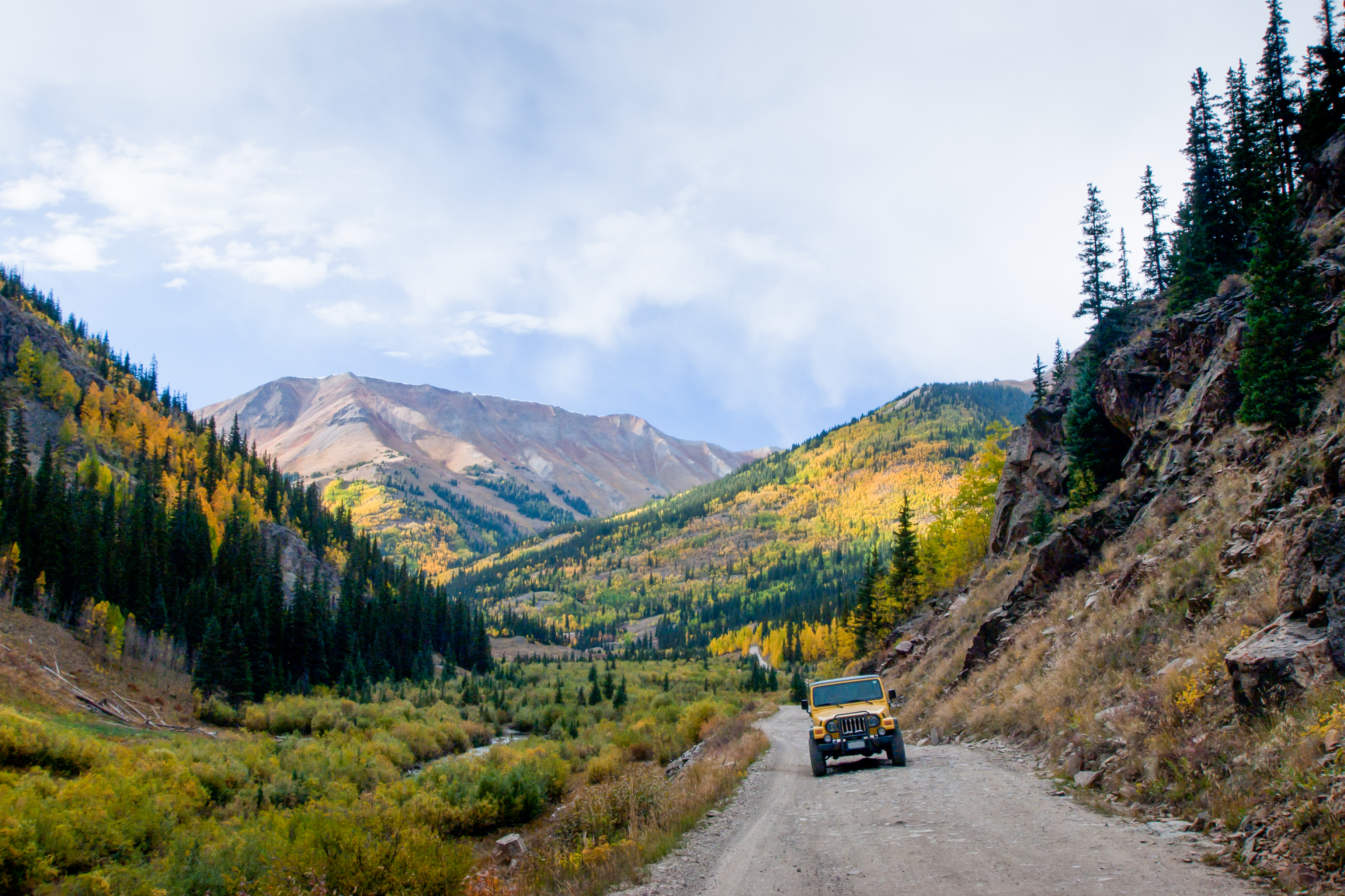 The Best Vehicles for Colorado Mountains