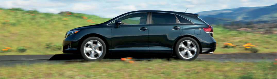 Versatility and Style Highlight the 2015 Toyota Venza at Gale Toyota
