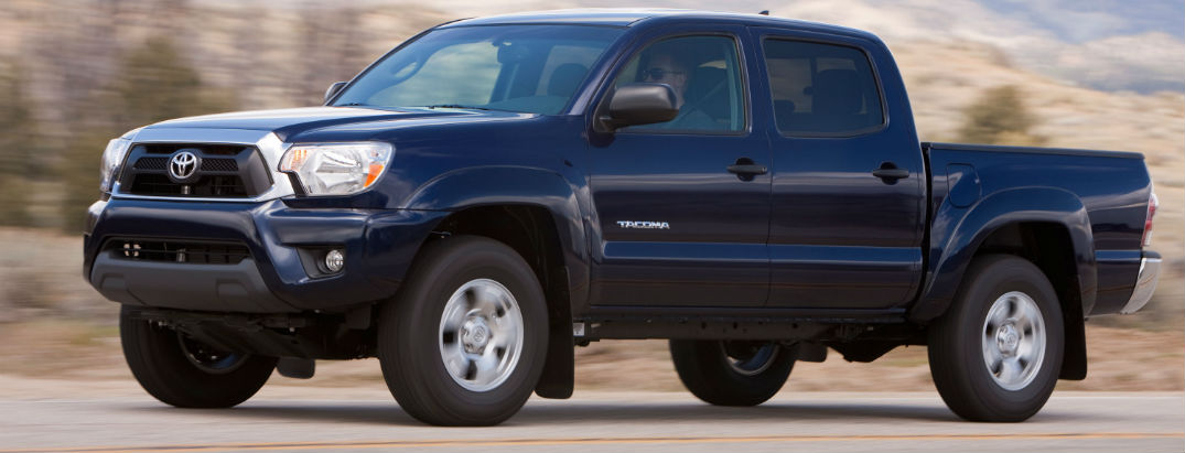 Toyota Tacoma Towing Capacity >> 2015 Toyota Tacoma Power And Towing Capacity