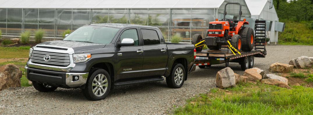Toyota Tundra Towing Capacity >> 2015 Toyota Tundra Power And Towing Features