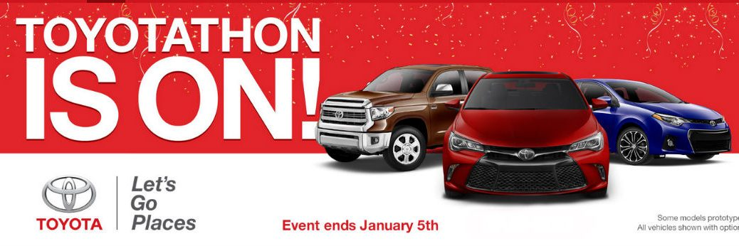 2014 Toyotathon Sales and Incentives Enfield CT at Gale Toyota
