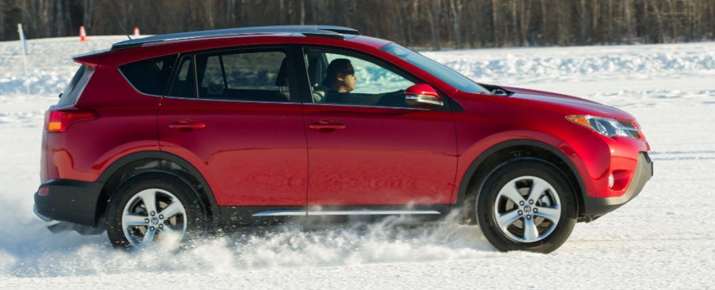 Best Toyota Models for Driving on Snow and Ice at Gale Toyota