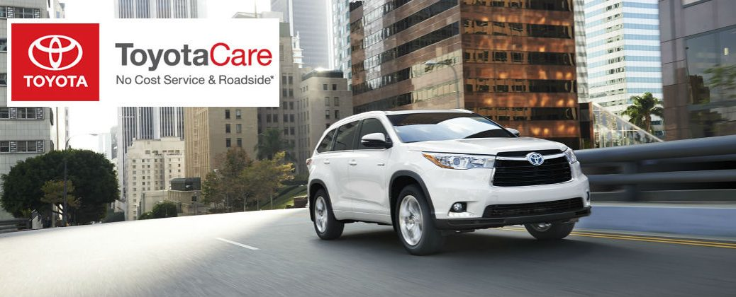 ToyotaCare Protection and Services at Gale Toyota