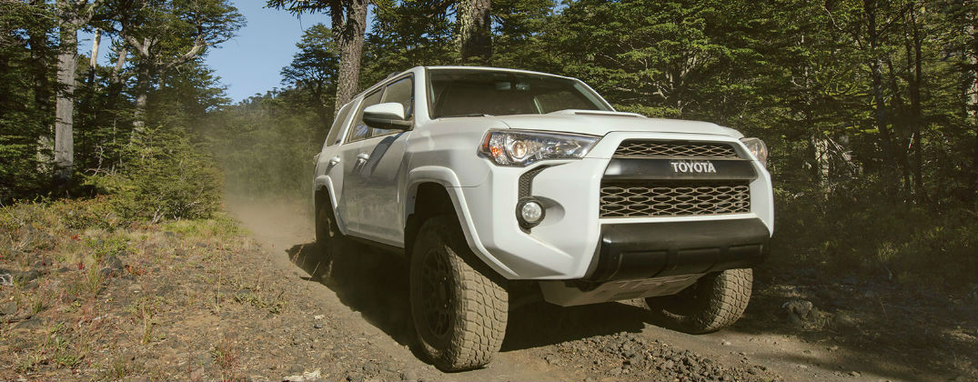 2016 Toyota 4Runner Highlighted by New Exterior Color Options and Entertainment