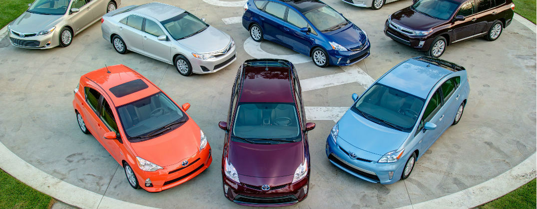 Toyota Hits 8 Million Mark for Hybrids Sold Worldwide