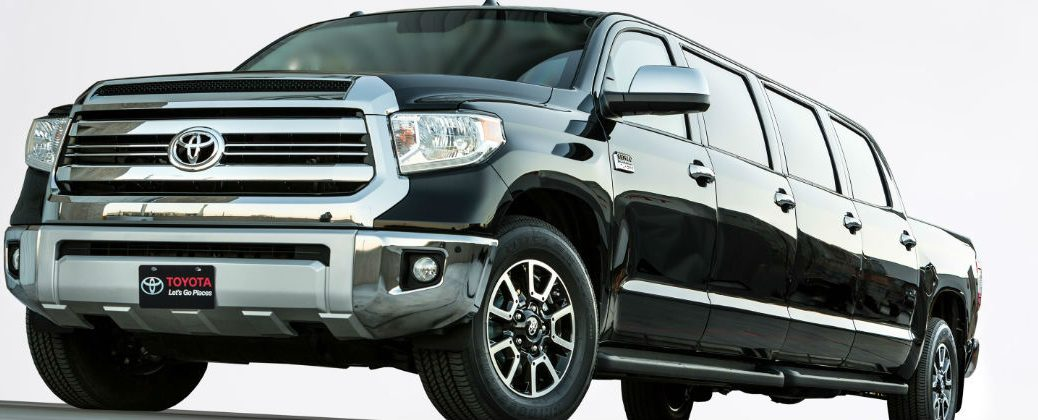 What is the Toyota Tundrasine Concept at Gale Toyota-Enfield CT-Black Toyota Tundrasine Concept Exterior