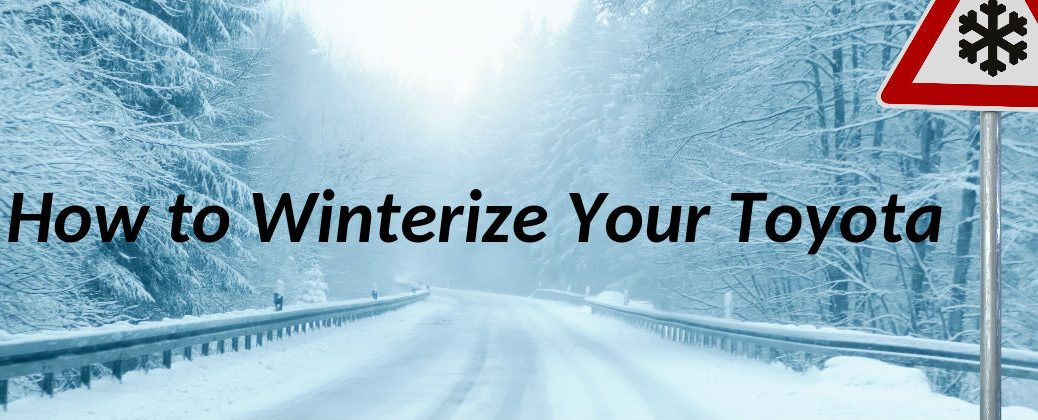 How to Winterize Your Toyota Camry at Gale Toyota-Enfield CT-Tips on How to Winterize Your Toyota