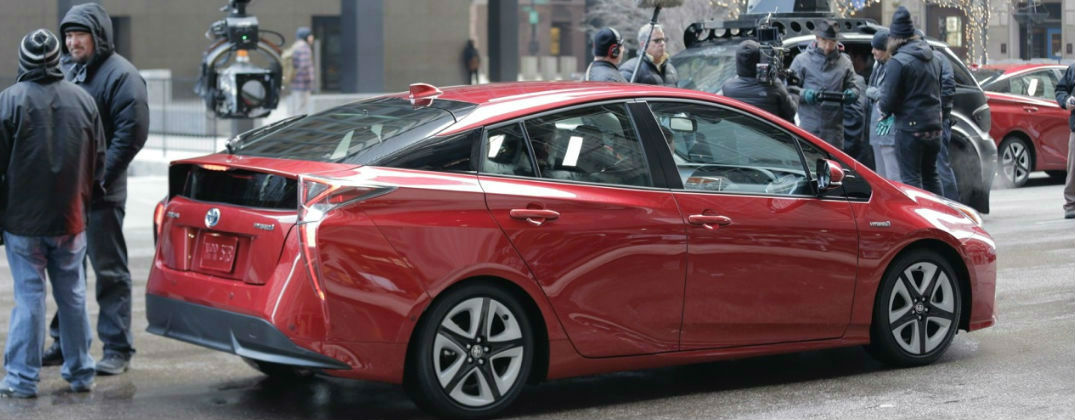 All-New 2016 Toyota Prius Takes the Big Stage at Super Bowl 50
