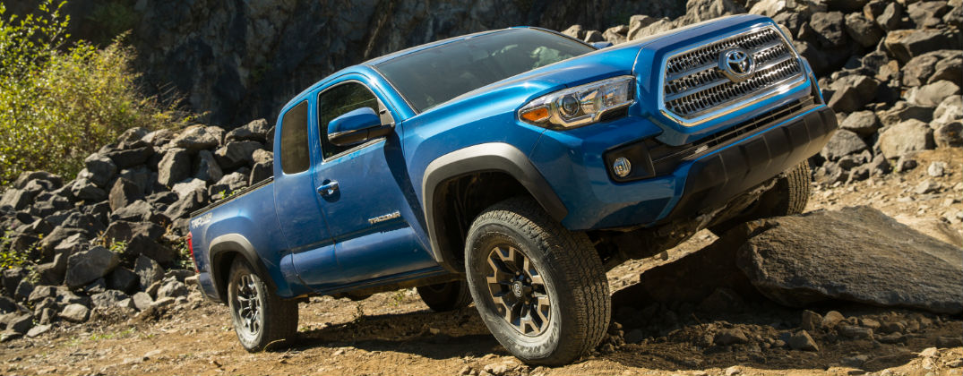 What Does the New Toyota Tacoma TRD Off Road Trim Have to Offer?