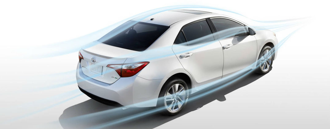 Experience Unrivaled Efficiency Behind the Wheel of the Toyota Corolla LE Eco
