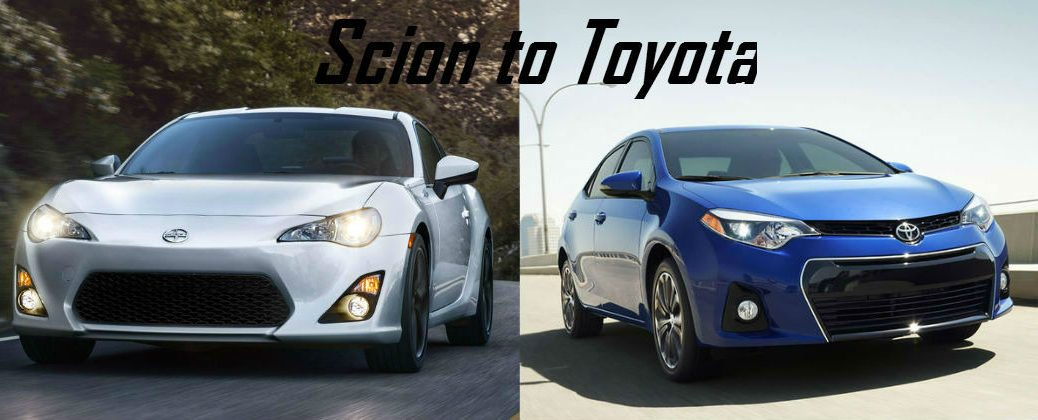 Which Scion Models Will Join the Toyota Brand at Gale Toyota-Enfield CT-Scion FR-S and Toyota Corolla