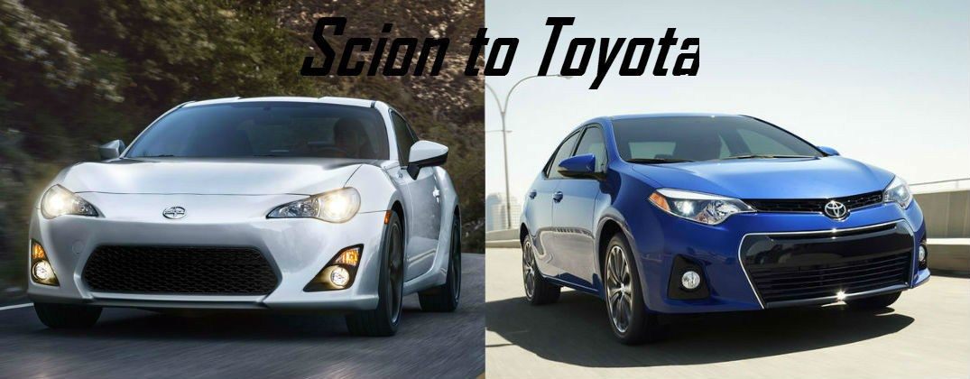 Toyota 2016 Models >> Which Scion Models Will Join The Toyota Brand
