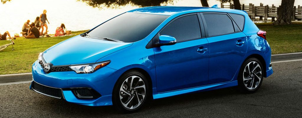 Which Scion Models Will Join the Toyota Brand at Gale Toyota-Enfield CT-Blue 2016 Scion iM Hatchback Design