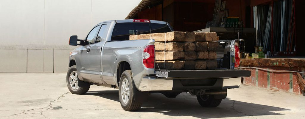 Official 2016 Toyota Tundra Towing and Payload Specs at Gale Toyota-Enfield CT-Gray 2016 Toyota Tundra Exterior Payload