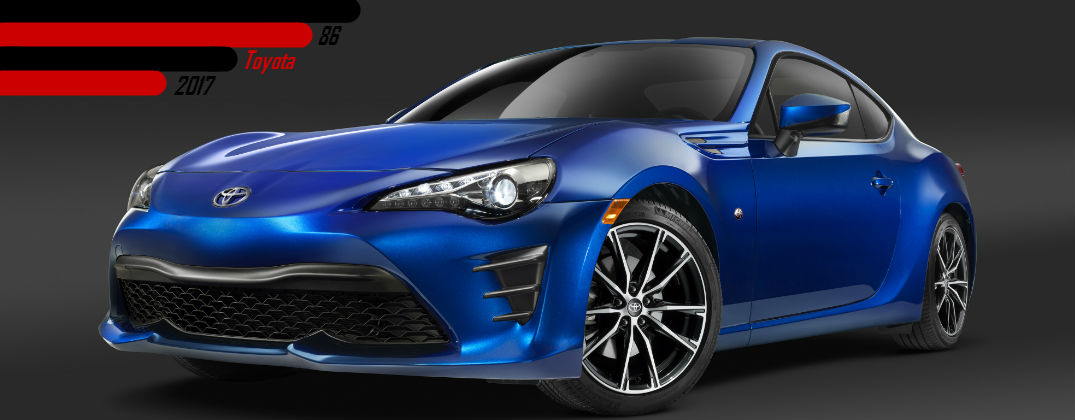 Toyota 86 Sports Coupe Set to Arrive at Gale Toyota This Fall