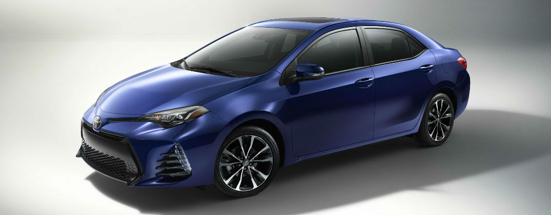 Upgraded 2017 Toyota Corolla and 50th Anniversary Special Edition Set to Arrive in Fall