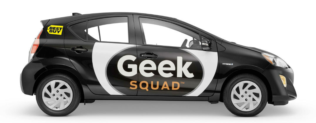 Fuel Economy and Cargo Space of the Toyota Prius c Benefit Geek Squad Technicians