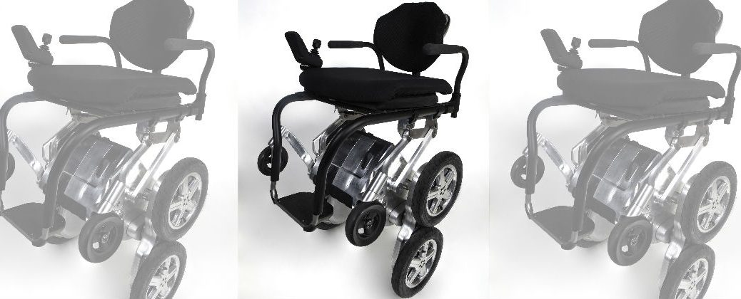 Design of the Toyota and DEKA iBOT Motorized Wheelchair