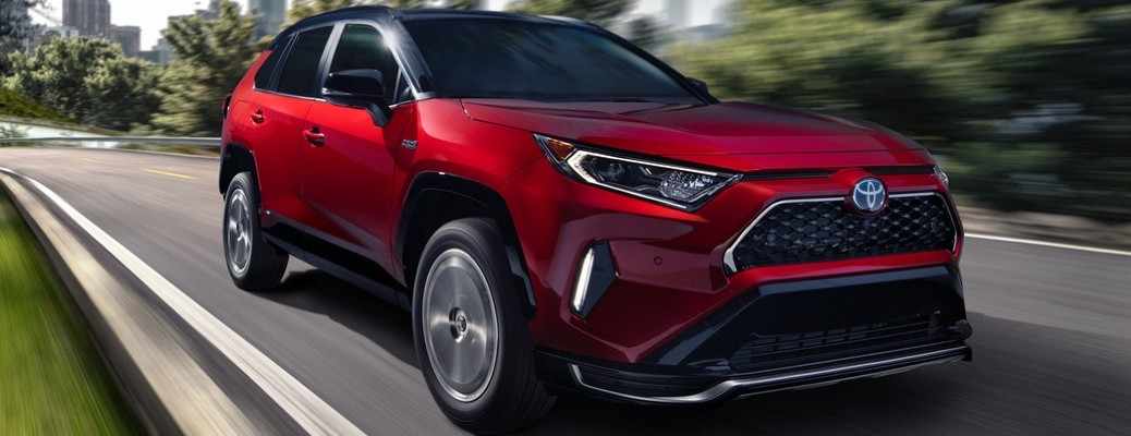 What's the 0 – 60 mph time of the 2021 Toyota RAV4 Prime?