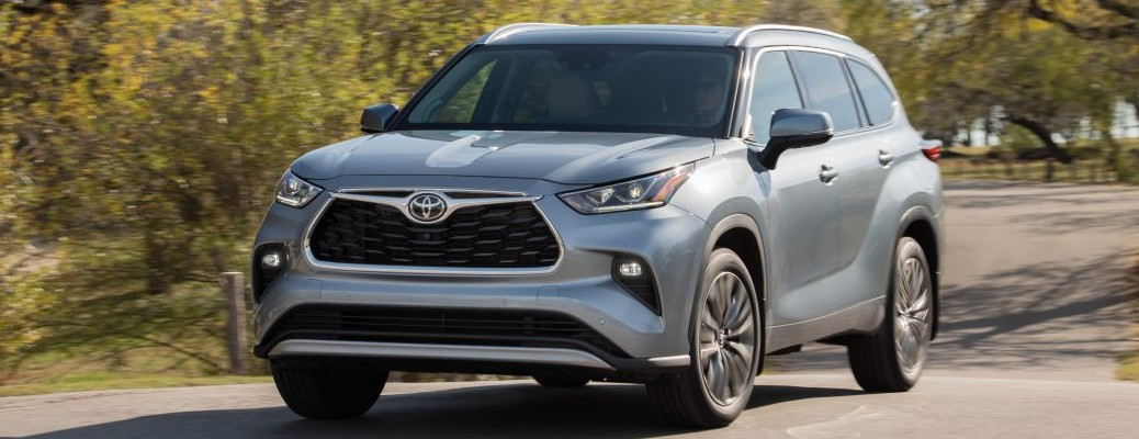 An overview of the 2021 Toyota Highlander