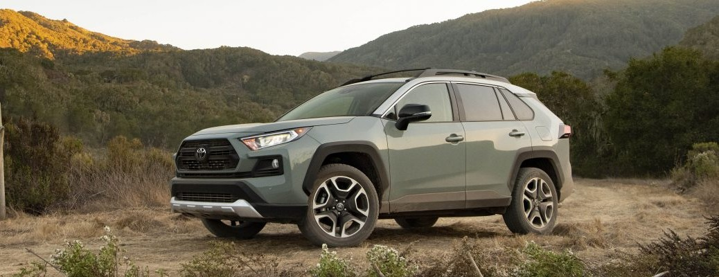How safe is the 2021 Toyota RAV4?