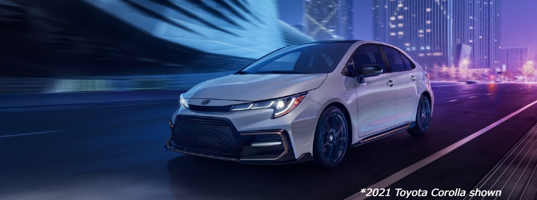 Get ready for the 2022 Toyota Corolla before it goes on sale
