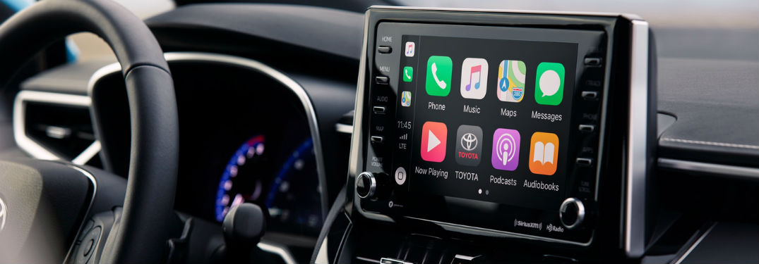 How To Connect My Smartphone To The Toyota Entune U2122 3 0 Audio System