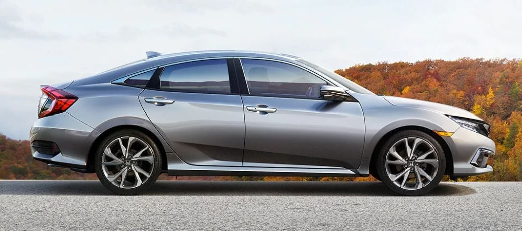 2020 Honda Civic in Gladstone, OR