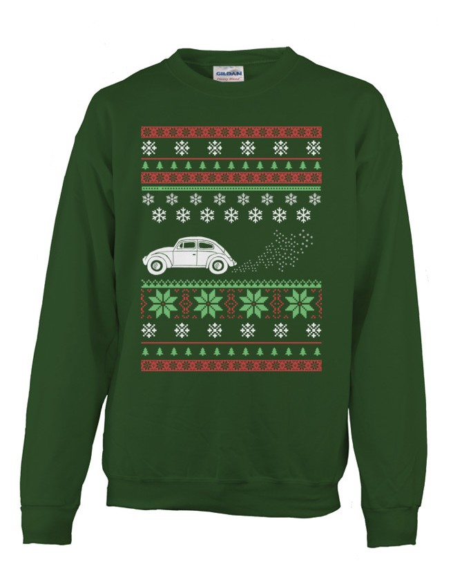 Limited Edition Ugly Christmas Sweater-Style