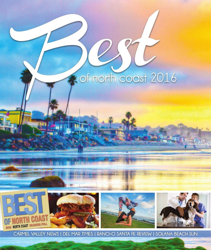 Best of North Coast 2016 Cover